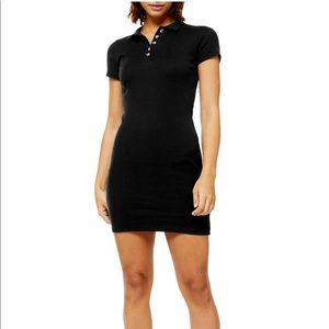 NWT Topshop Polo Dress